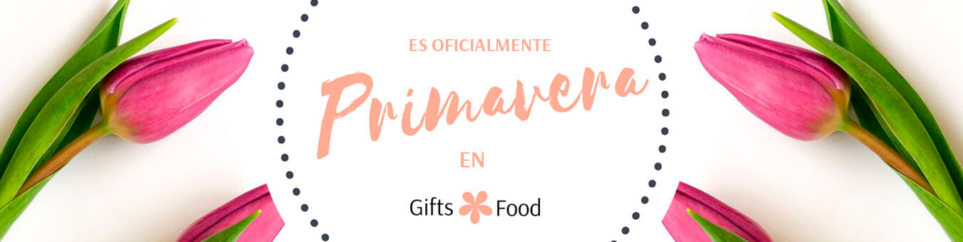 Es oficialmente primavera en Gifts and Food